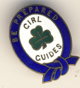 Leslie's Guiding History Site - Badges/Awards