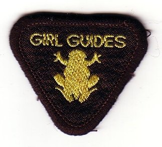 Independent Living Interest Badge Girl Guides GirlGuiding Obsolete star new