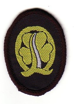 Brownie Quest Badge, 1980s